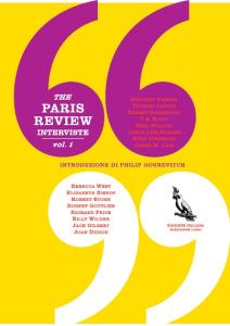 the paris review cop.
